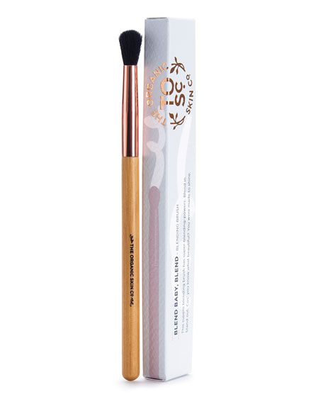 The Organic Skin Co. Blend Baby Blend Makeup Brush