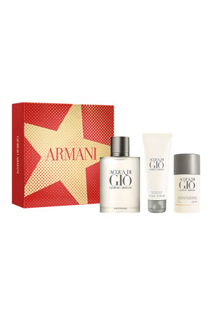 Giorgio Armani Acqua Di Gio 3-Piece Gift Set ($146 Value)