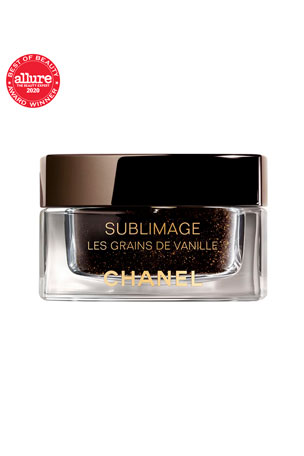 CHANEL SUBLIMAGE LES GRAINS DE VANILLEPurifying and Radiance-Revealing Vanilla Seed Face Scrub