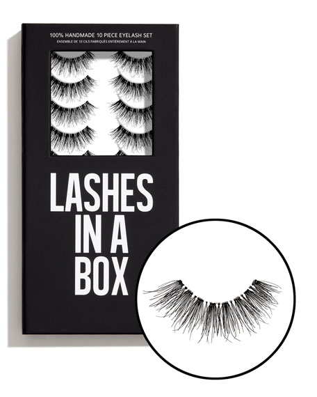 Lashes in a Box No. 29 Lashes, 10 Pairs