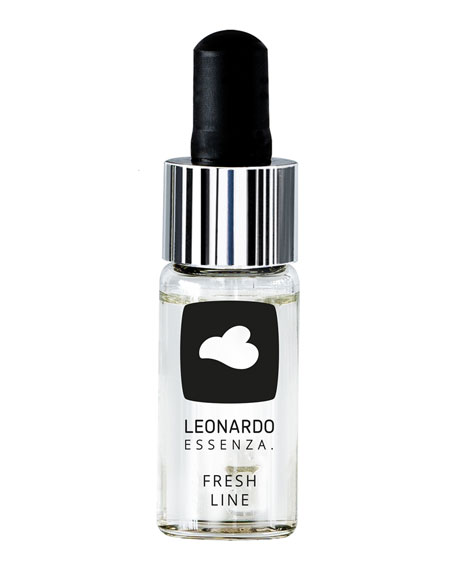 Leonardo Fresh Linen Home Fragrance Essenza, 0.34 oz./ 10 mL