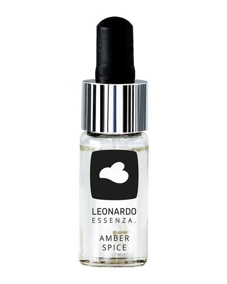 Leonardo Amber Spice Home Fragrance Essenza, 0.34 oz./ 10 mL