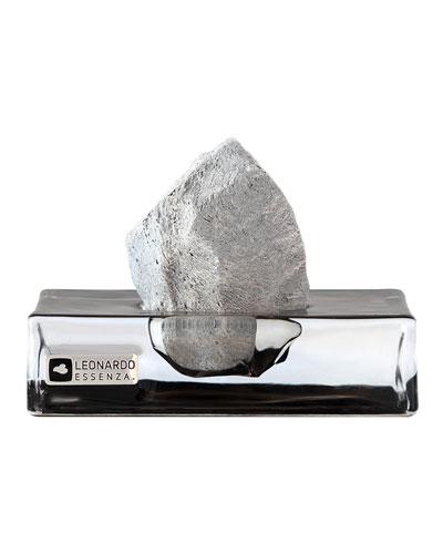 Black Essenza Stone Diffuser Set