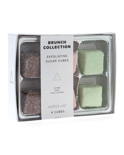 Exfoliating Sugar Cube Box - Brunch Collection