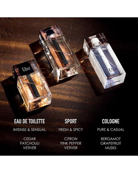Dior Dior Homme Eau de Toilette, 3.4 oz. / 100 mL