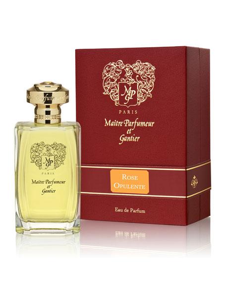 Maitre Parfumeur et Gantier Rose Opulente Eau de Parfum, 4 oz./ 120 mL