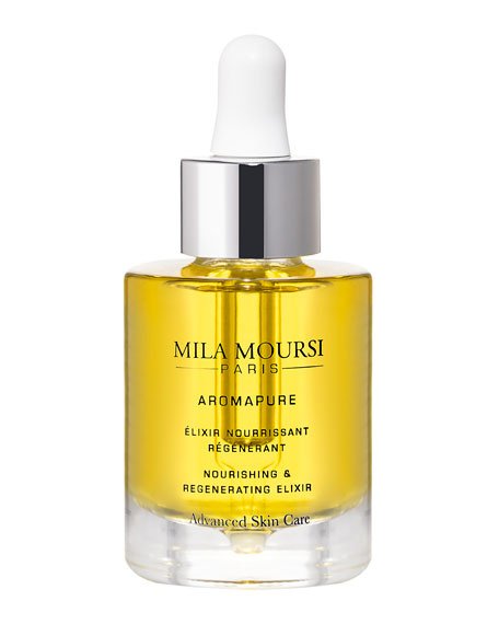 Mila Moursi Aromapure Serum<br>Moisturizing Oil, 1.0 oz. / 30 mL