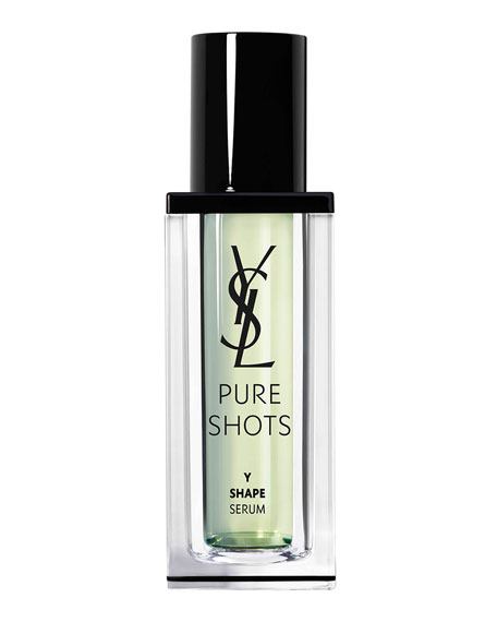 Yves Saint Laurent Beaute Pure Shots Y Shape Firming Serum, 1 oz./ 30 mL