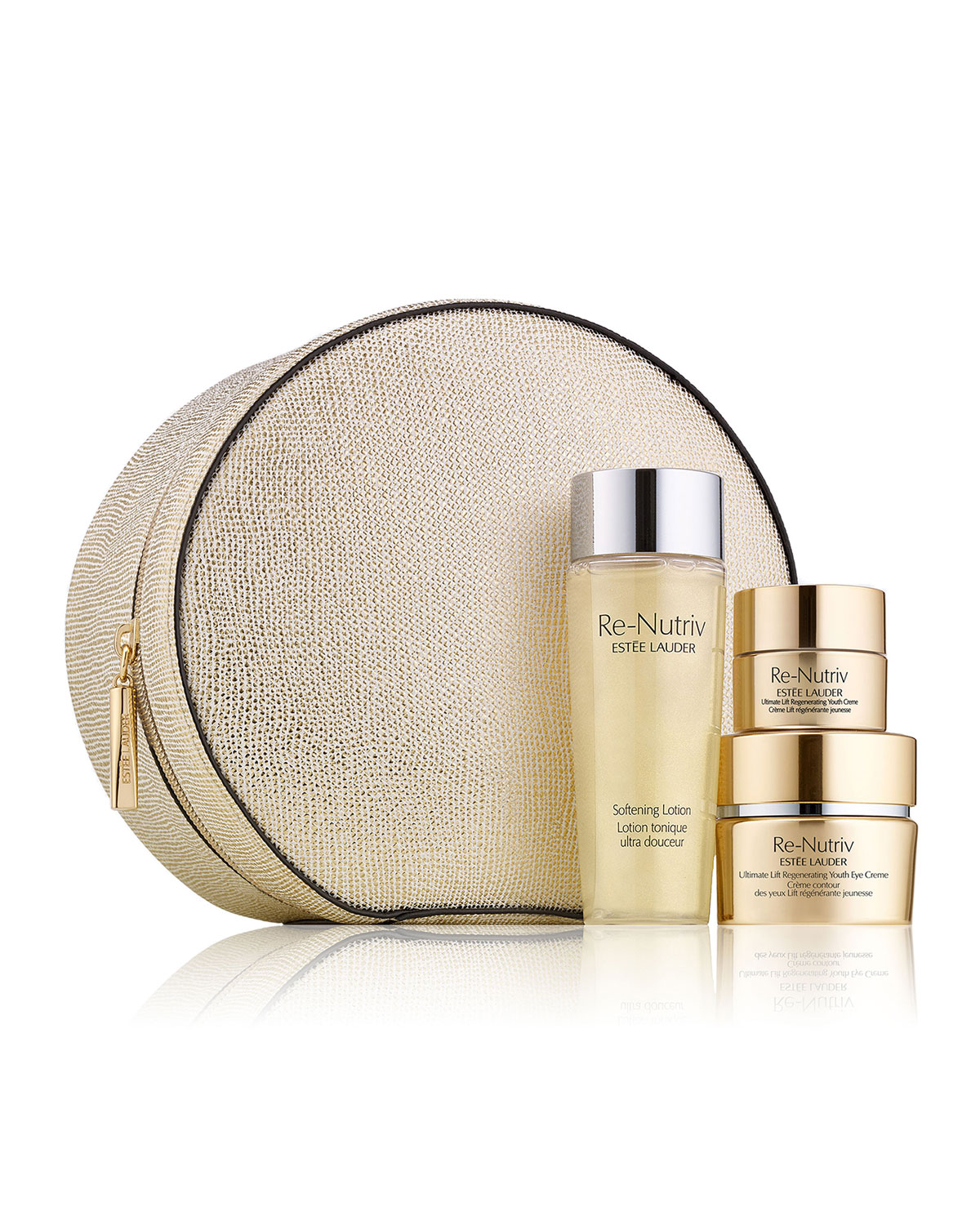 Estee Lauder The Secret of Infinite Beauty: Ultimate Lift Regenerating Youth Collection for Eyes