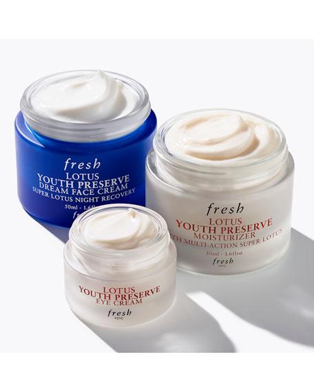 Fresh Lotus Youth Preserve Eye Cream, 0.5 fl. oz. / 15 ml