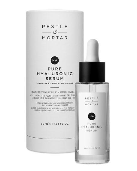 Pestle & Mortar Pure Hyaluronic Serum, 1 oz./ 30 mL