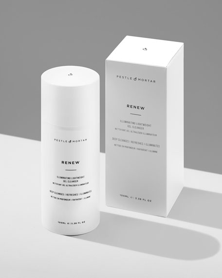 Image 3 of 4: Pestle & Mortar Renew Gel Cleanser, 3.4 oz./ 100 mL
