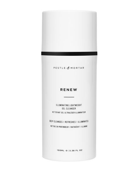 Image 1 of 4: Pestle & Mortar Renew Gel Cleanser, 3.4 oz./ 100 mL