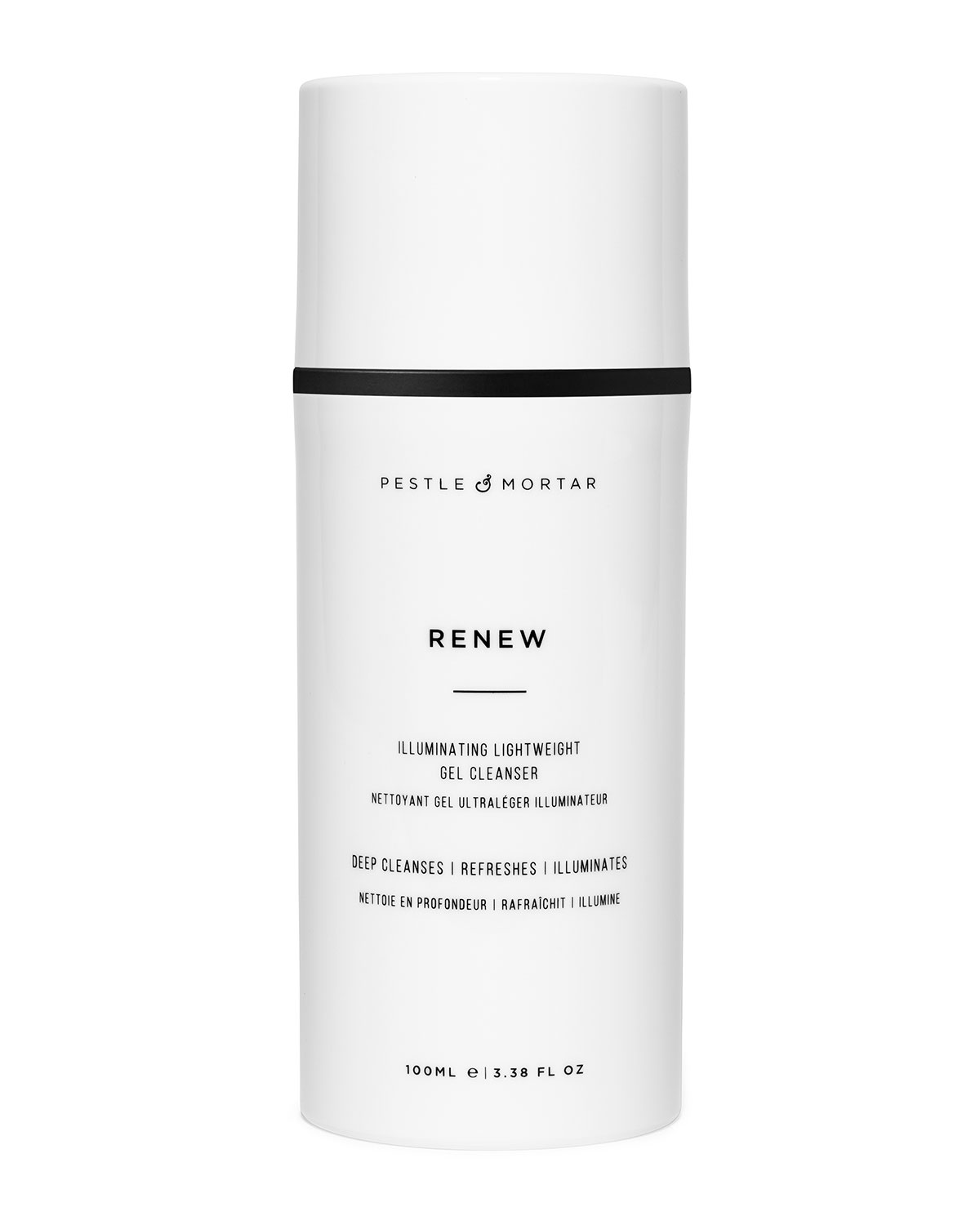 Pestle & Mortar Renew Gel Cleanser, 3.4 oz./ 100 mL