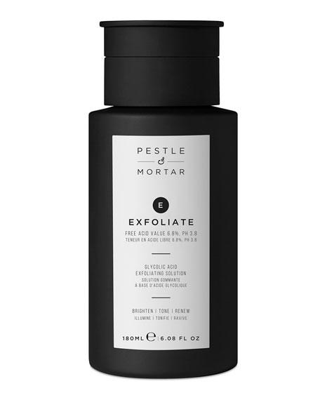 Pestle & Mortar Exfoliate Toner, 6 oz./ 180 mL