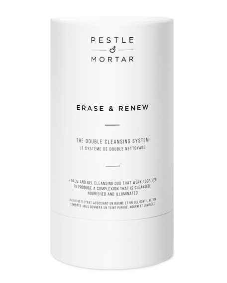 Pestle & Mortar Double Cleanse Kit