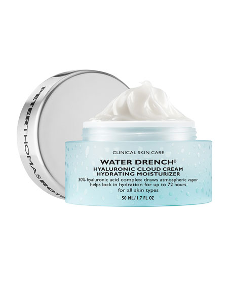 Peter Thomas Roth Water Drench Hyaluronic Cloud Cream Hydrating Moisturizer, 1.7 oz./ 50 mL