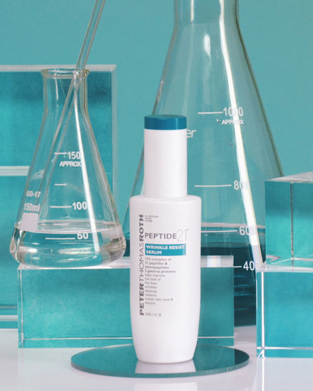 Peter Thomas Roth Peptide 21 Wrinkle Resist Serum, 1 oz./ 30 mL