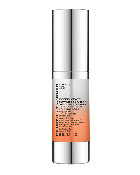 Peter Thomas Roth Potent-C Power Eye Cream, 0.5 oz./ 15 mL