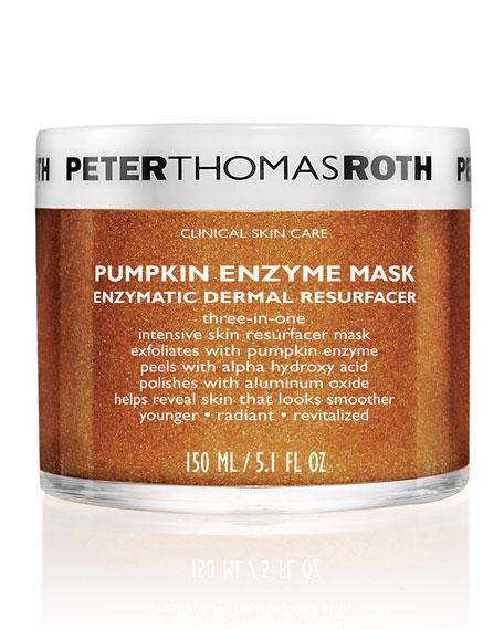 Peter Thomas Roth Pumpkin Enzyme Mask Enzymatic Dermal Resurfacer, 5 oz./ 150 mL