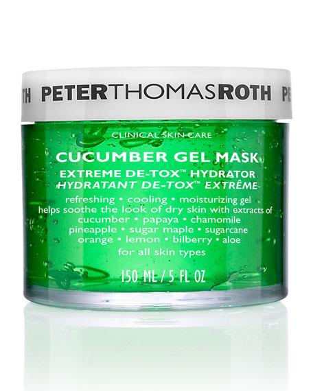 Peter Thomas Roth Cucumber Gel Mask Extreme Detoxifying Hydrator, 5 oz./ 150 mL