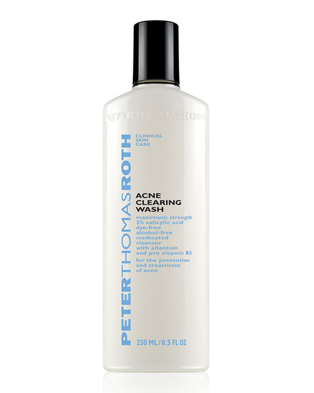 Peter Thomas Roth Acne Clearing Wash, 8.5 oz./ 251 mL