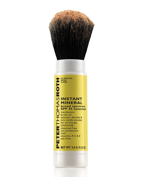 Peter Thomas Roth Instant Mineral Sunscreen SPF 45, 0.12 oz.