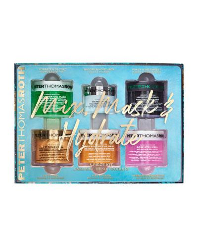 Mix  Mask & Hydrate 6-Piece Kit