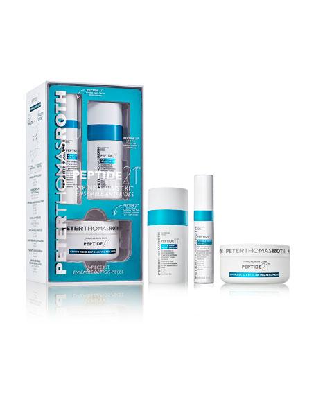 Peter Thomas Roth Peptide 21 Wrinkle Resist 3-Piece Kit
