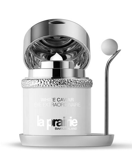 La Prairie White Caviar Eye Extraordinaire, 0.67 oz. / 20 mL