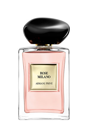 Giorgio Armani Exclusive Rose Milano Eau de Toilette, 3.4 oz./ 100 mL