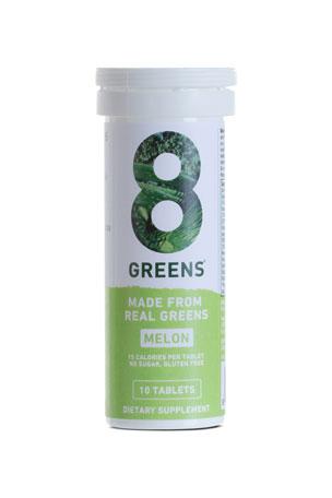 8 Greens Melon Tablet, Singles