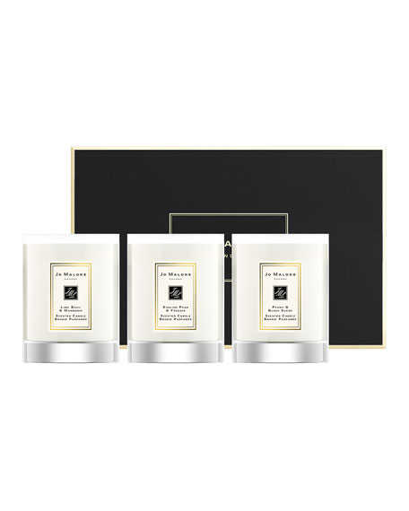 Jo Malone London Travel Candle Collection, 3 x 60 g