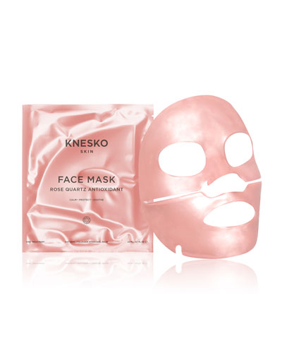 Rose Quartz Antioxidant Face Mask