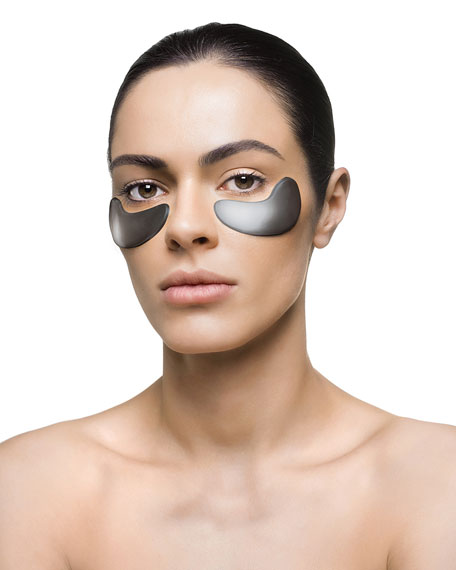 Knesko Skin Black Pearl Detox Eye Mask