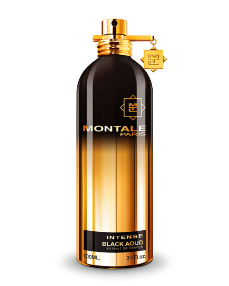 Montale Intense Black Aoud Extrait de Parfum, 3.4 oz./ 100 mL