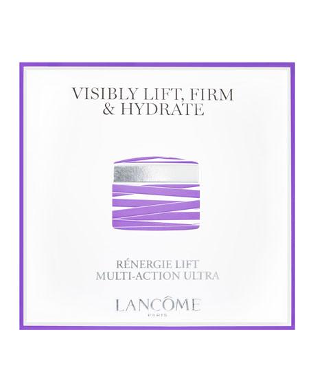Lancome The Renergie Lift Multi-Action Ultra Cream Regimen Set