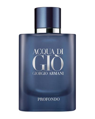 Acqua di Gio Profondo Eau de Parfum  2.5 oz./ 75 mL