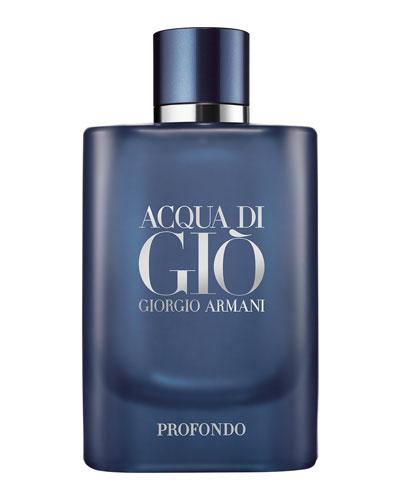 Acqua di Gio Profondo Eau de Parfum  4.2 oz./ 125 mL