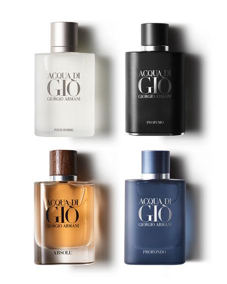Giorgio Armani Acqua di Gio Profondo Eau de Parfum, 4.2 oz./ 125 mL
