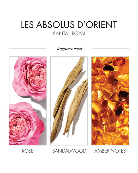 Guerlain Santal Royal Eau de Parfum Gift Set ($216 Value)