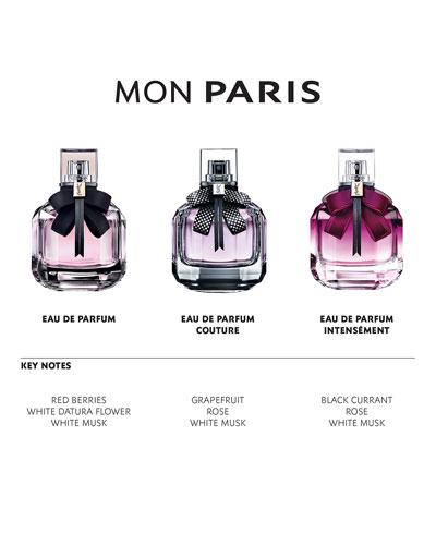 Mon Paris Intensement Eau De Parfum, 3 oz. / 90 ml