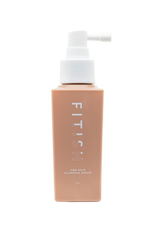 Fitish 3 oz. CBD Hair Plumping Serum