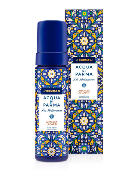 Image 2 of 4: Acqua di Parma 5 oz. Arancia di Capri Shower Mousse