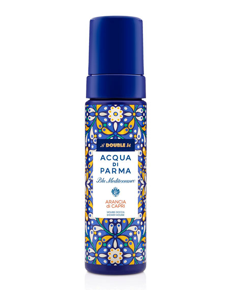 Image 1 of 4: Acqua di Parma 5 oz. Arancia di Capri Shower Mousse