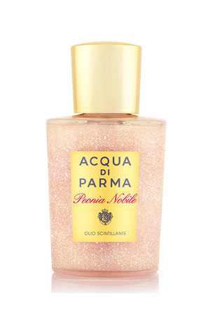 Acqua di Parma Peonia Nobile Shimmering Oil, 3.3 oz./ 100 mL