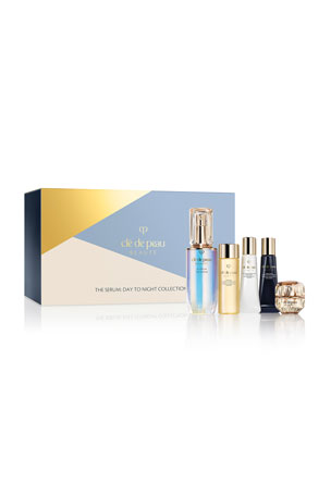 Cle de Peau Beaute The Serum: Day to Night Collection ($440 Value)