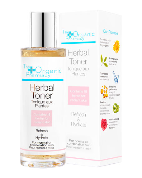 Image 2 of 2: The Organic Pharmacy 3.4 oz. Herbal Toner