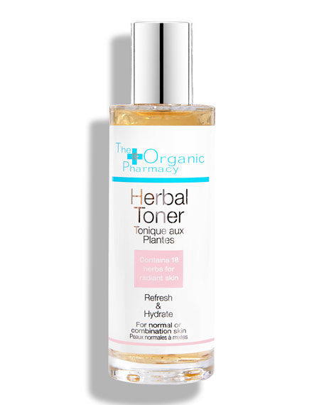 Image 1 of 2: The Organic Pharmacy 3.4 oz. Herbal Toner