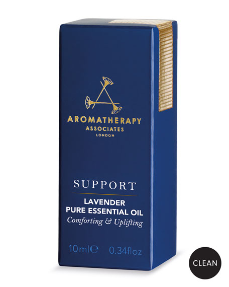 Image 3 of 3: Aromatherapy Associates 0.34 oz. Support Lavender Pure Essential Oil